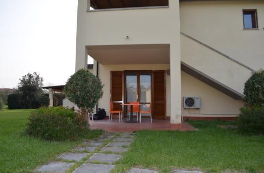 Appartamento bilocale con veranda